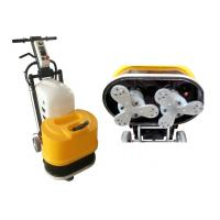 Buy cheap Stone Concrete 240V 6 Heads 4KW Marble Terrazzo Floor Grinder For Facotry from wholesalers