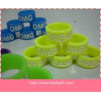 hot sale high quality silicone rubber finger ring