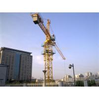 Buy cheap Small Stationary Construction Tower Crane For Building Construction Projects product