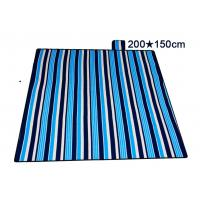 Buy cheap Portable Beach Picnic Blanket Waterproof For Camping / Family Parties product