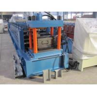 Buy cheap Constructions Field Galvanized Steel Strip Roll Forming Machinery 235 - 345 Mpa product