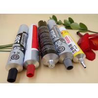Buy cheap Six Colors Printing Adhesive Tube 99.7% Purity Collapsible Aluminum product