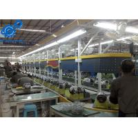 Buy cheap Three Phase Motor Assembly Line 380V / 415V With High Speed Conveyor Systems product