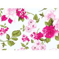 Buy cheap Beautiful Floral Cotton Print Fabric By The Yard 60*60 90*88 product