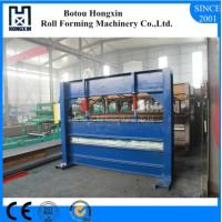 Buy cheap Colored Steel Roll Bending Machine For Roof 0.3 - 0.8mm Plate Thickness product