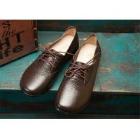 Buy cheap Handmade Leather Soft Cowhide Mother'S Shoes Casual Comfort Pregnant Women'S Shoes product