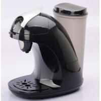 Buy cheap Coffee Machine with Pod System - Black 2.5 Bar Pressure Pump product
