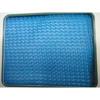 Buy cheap Blue / Black Scaffolding Safety Netting  Construction safety nets product
