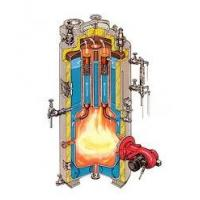 Buy cheap LSK Fuel oil fired steam boilers from wholesalers