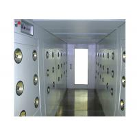 Buy cheap GMP Automatic Pharmaceutical Class 1000 Air ShowerClean Room 50 - 100 Personal product