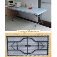 China 6 Foot Banquet Folding Table on sale