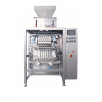 China Pharmaceutical l Automatic Weighing And Packing Machine For Medical Products , Food Products on sale