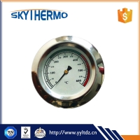 China Useful Outdoor Thermometer Temperature Sensor for Barbecue Stove Oven Bimetallic Thermometer BBQ Food Cooking Tool Temp on sale
