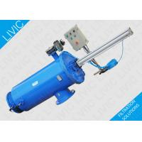 Buy cheap Easy Maintenance Bernoulli Filter Blue Color For Heat Exchanger Protection product