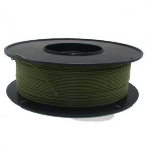 Buy cheap 1.75mm Pure Color Matt PLA Filament For 3D Printer product