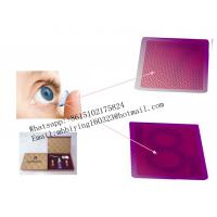 China Copag 100% plastic red marked playing cards for uv contact lenses/omaha texas on sale