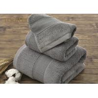 Buy cheap Embroidered Hotel Collection Hand Towels / Colorful Bathroom Hand Towels product
