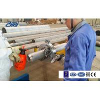 Buy cheap Auto Feed Electric Pipe Cutting And Beveling Machine , Steel Pipe Beveler product