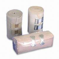 Buy cheap Skin-colored Bandages for Sports Injuries, Made of Spandex, Cotton Threads and Elastic, Washable product