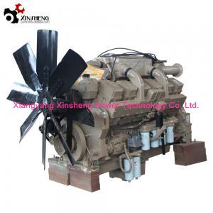 Buy cheap Cummins Industrial Diesel Engine KTA38-P1200 For Fire Fighting Pump product