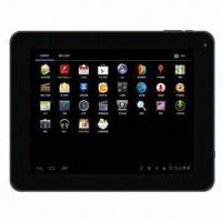 Buy cheap 9.7-inch RK3066 Dual-core Processor 1.6GHz Tablet PC with Aluminum Housing product