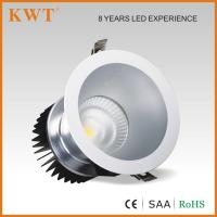 Buy cheap High power 50w 60W 70W recessed LED downlight manufacture 6 inch 8 inch 10 inch product