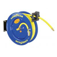 Buy cheap Goodyear 3/8-Inch 500 Feet Steel Hose Reel with Swivel Arm and Mounting Bracket 300PSI from wholesalers