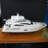 Buy cheap Double yacht model, suitable for gift purposes product