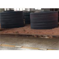 Buy cheap Alloy Steel 34CrNiMo Forged Steel Rings Hot Rolled Rough Turned Q+T Heat Treatment As Requirement product