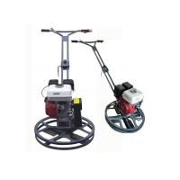 Buy cheap Hand Gasoline Edge Power Trowel 24 Inch , Wet Concrete Trowelling Machine product
