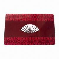 Buy cheap NXP Mifare S50 1k RFID Card for Personal ID/Campus Card, Printable with Barcode product
