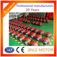 Buy cheap 3200rpm Electric High Speed Hydraulic Wheel Motor 24V 0.75kw For Mining / Oilfield product