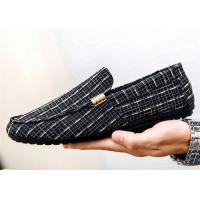 Buy cheap Europe Style Loafer Slip On Shoes Fashion Rivets Wedding Party ROSH Certification from wholesalers