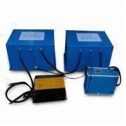 Buy cheap 48v 400ah Electric Vehicles Battery , Rechargable Tricycle Battery Device product