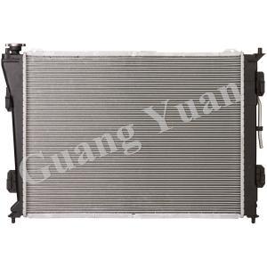Quality High Efficiency Hyundai Car Radiator For 2011 Sonata DPI 13191/13392 OEM 25310-3R500 for sale