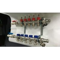 Buy cheap Stainless Steel Bamboo Joint House Water Manifold With Long Flowmeter-s.s304 product