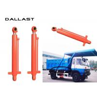 Buy cheap Rubbish Truck  Hydraulic Ram Cylinder Double Acting With Piston product