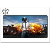Buy cheap BATTLEGROUNDS Game Large Mouse Pad 900x450x3MM Custom Photo For Computer product