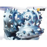 Buy cheap High Strength 6.5'' TCI Tricone Drill Bit For Hard Rock / Water Well Drilling product