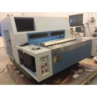 Buy cheap Smt Automatic Cnc Pcb V Groove Laser Cutting Machine 50HZ 5KVA product