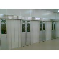 Buy cheap 380v 50HZ 3P Cleanroom Air Shower For Cargo / Class 100 Clean Room product