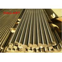 Buy cheap RoHS Hydraulic Cylinder Parts , Quenched and Tempered Stainless Steel Piston Rod product