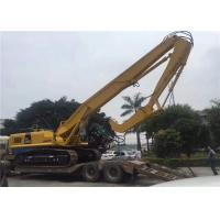 China High Efficiency Excavator Vibro Hammer with Long boom Pile the steel sheet plate and concrete casing on sale