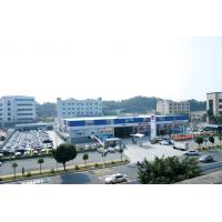 Buy cheap Steel Buildings And Structures For Car Sales Centre Shop And Car Parking Area from wholesalers