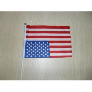 China USA hand flag wholesale