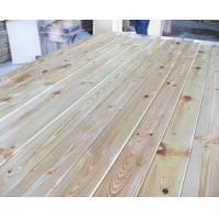 China Russian Pine Wood Lumber 4000*180*25mm For Floor , Beams , Rails , Roofing , Guardrail on sale