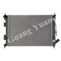 Buy cheap High Efficiency Hyundai Elantra Radiator Replacement With Aluminum Core OEM 25310 3X101 product