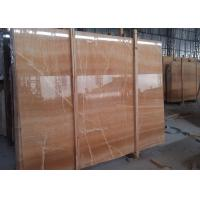 China Marble Natural Stone Slabs Panel Polished Surface Onyx Translucent Color on sale