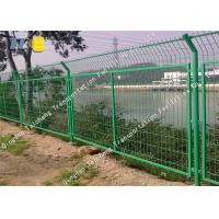 Buy cheap High Strength Barbed Wire Fence Modern Security Fencing Anti Corrosion product