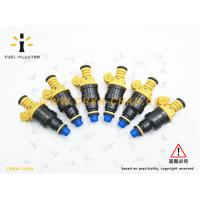Buy cheap Set of 6 Flow Matched Fuel Injectors 0280150714 for 1984-1993 BMW 318i/is 1.8L product